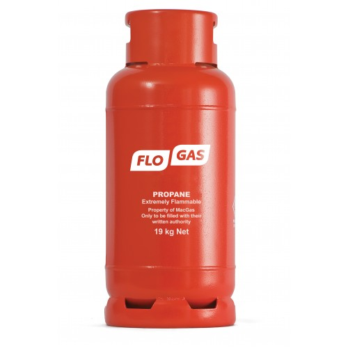 Flogas 19kg Commercial Propane Refill