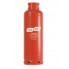 Flogas 47kg Commercial Propane Refill
